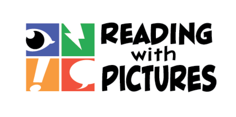 Reading with pictures logo